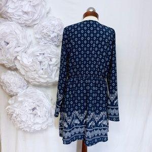 Live 4 Truth Dresses - Elephant Printed Dress Long sleeve Live 4 Truth XL